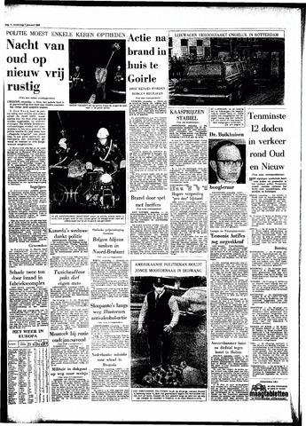 Rotterdamsch Parool / De Schiedammer 1966-01-03