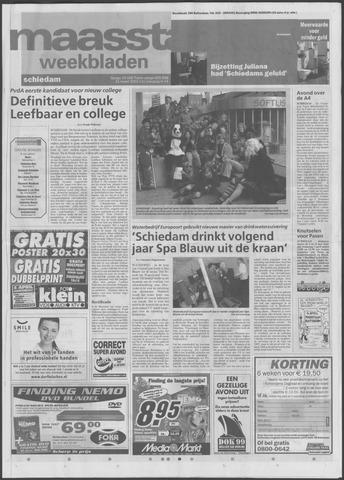 Maaspost / Maasstad / Maasstad Pers 2004-03-31