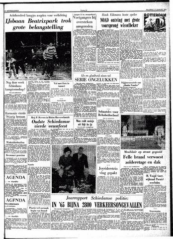 Trouw / De Rotterdammer 1966-01-17