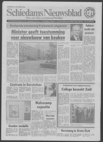 Schiedams Nieuwsblad 1984-12-12