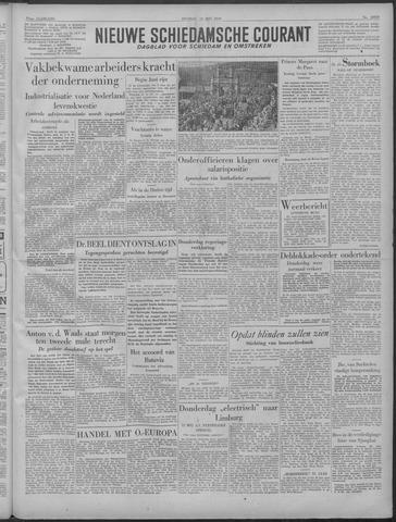 Nieuwe Schiedamsche Courant 1949-05-10