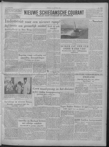 Nieuwe Schiedamsche Courant 1949-10-18