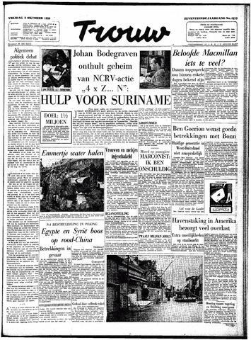Trouw / De Rotterdammer 1959-10-02