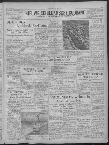 Nieuwe Schiedamsche Courant 1949-07-14