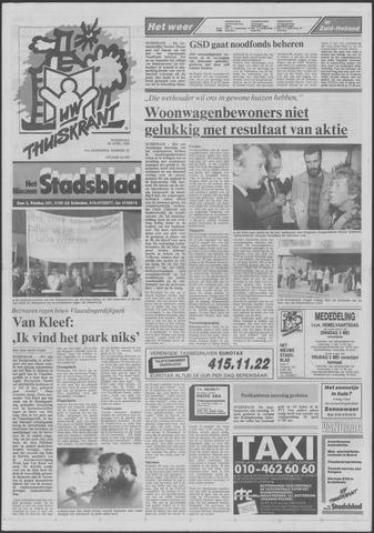 Het Nieuwe Stadsblad 1989-04-26