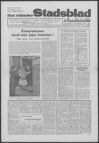 Het Nieuwe Stadsblad 1962-11-02