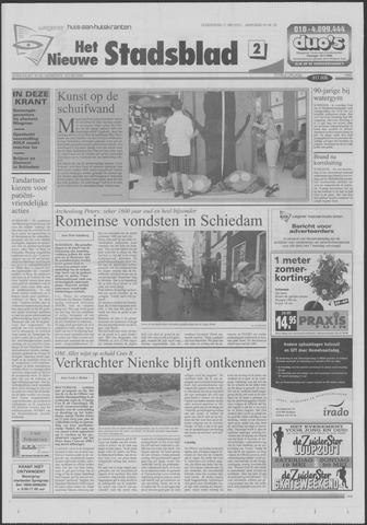 Het Nieuwe Stadsblad 2001-05-17