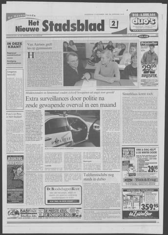 Het Nieuwe Stadsblad 1998-11-12