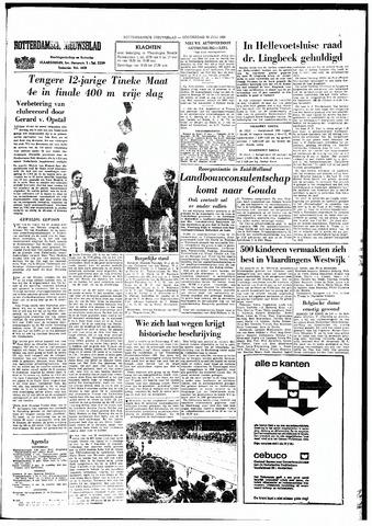 Rotterdamsch Nieuwsblad / Schiedamsche Courant / Rotterdams Dagblad / Waterweg / Algemeen Dagblad 1966-07-28