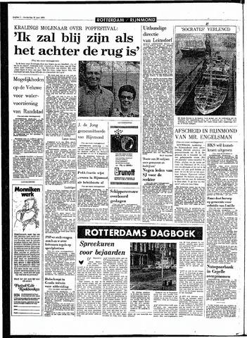 Rotterdamsch Parool / De Schiedammer 1970-06-25