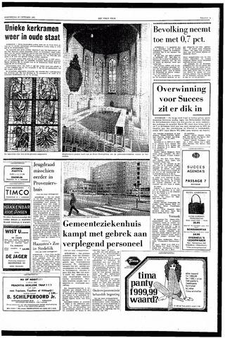Het Vrije volk 1971-10-28