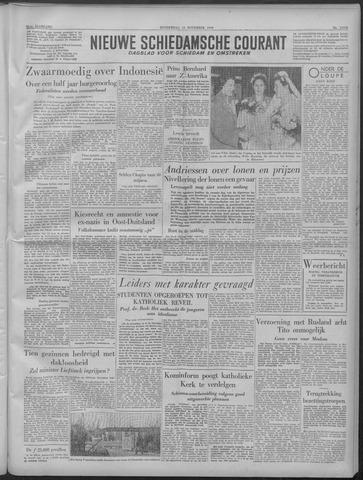 Nieuwe Schiedamsche Courant 1949-11-10