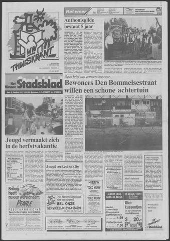 Het Nieuwe Stadsblad 1990-10-17