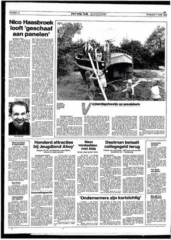 Het Vrije volk 1988-06-17