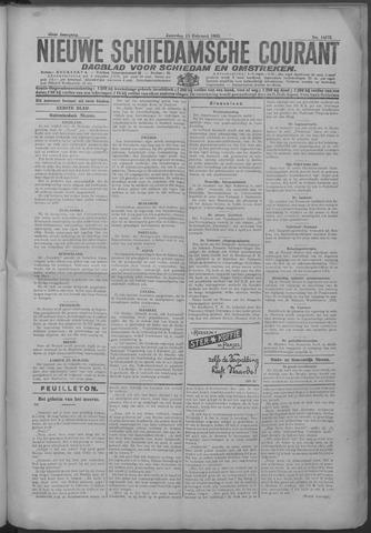 Nieuwe Schiedamsche Courant 1925-02-14