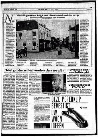 Het Vrije volk 1988-04-16