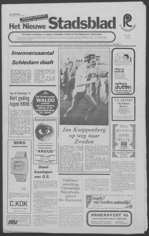 Het Nieuwe Stadsblad 1974-07-05