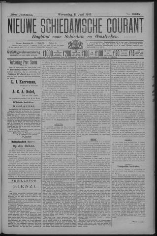 Nieuwe Schiedamsche Courant 1913-06-11