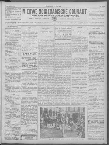 Nieuwe Schiedamsche Courant 1933-05-11