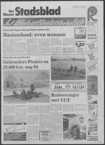 Het Nieuwe Stadsblad 1985-07-05