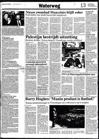Rotterdamsch Nieuwsblad / Schiedamsche Courant / Rotterdams Dagblad / Waterweg / Algemeen Dagblad 1991-06-05