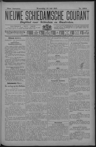 Nieuwe Schiedamsche Courant 1913-07-23