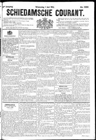 Schiedamsche Courant 1910-06-01