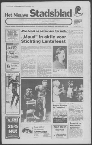 Het Nieuwe Stadsblad 1979-11-09