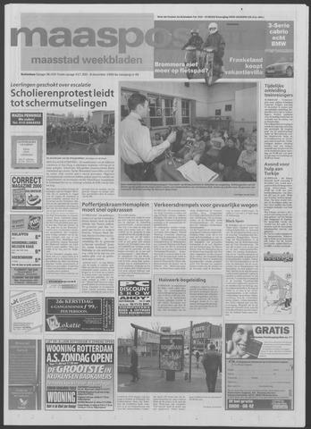 Maaspost / Maasstad / Maasstad Pers 1999-12-08
