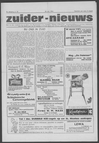 Zuider Nieuws 1964-11-26