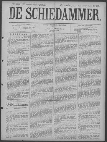 De Schiedammer 1890-11-15