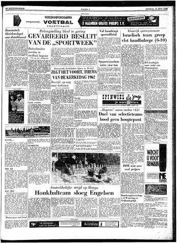 Trouw / De Rotterdammer 1962-06-12