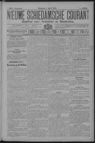 Nieuwe Schiedamsche Courant 1913-04-01