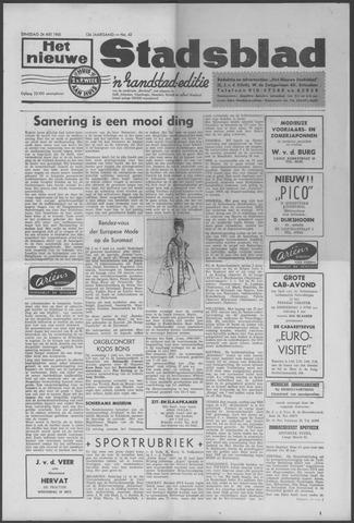 Het Nieuwe Stadsblad 1960-05-24