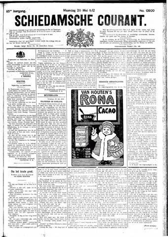 Schiedamsche Courant 1912-05-20
