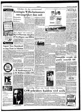 Trouw / De Rotterdammer 1962-07-02
