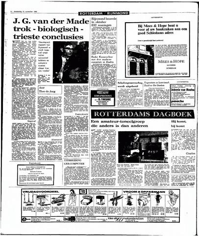 Rotterdamsch Parool / De Schiedammer 1968-11-21