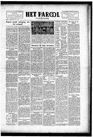 Rotterdamsch Parool / De Schiedammer 1946-07-04