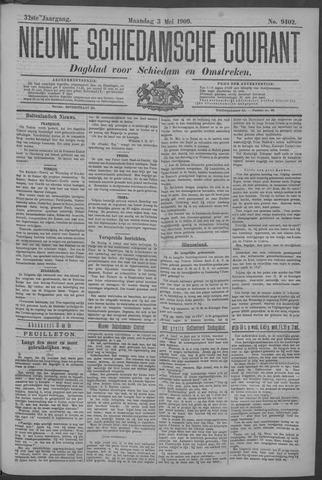 Nieuwe Schiedamsche Courant 1909-05-03