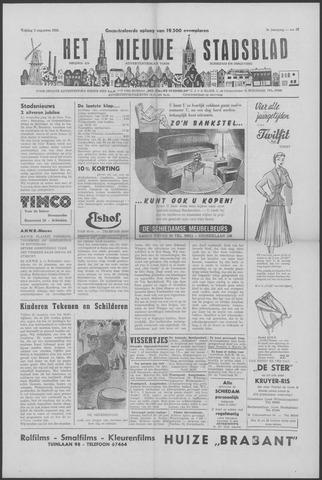 Het Nieuwe Stadsblad 1956-08-03