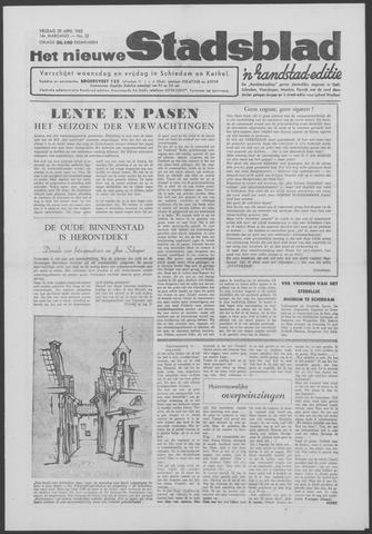 Het Nieuwe Stadsblad 1962-04-20