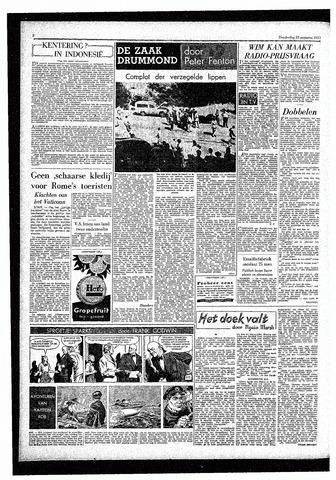 Rotterdamsch Parool / De Schiedammer 1957-08-22