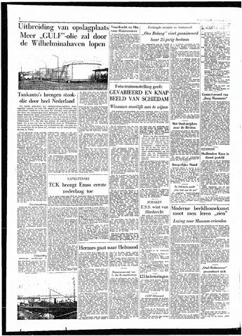 Rotterdamsch Parool / De Schiedammer 1955-11-24