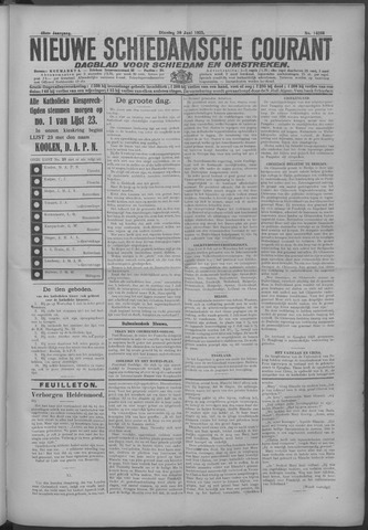 Nieuwe Schiedamsche Courant 1925-06-30