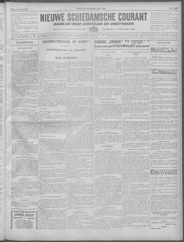 Nieuwe Schiedamsche Courant 1932-02-26