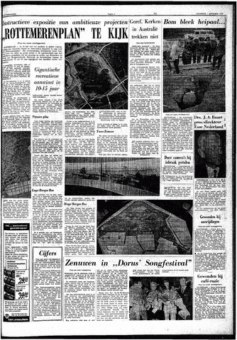 Trouw / De Rotterdammer 1969-09-01