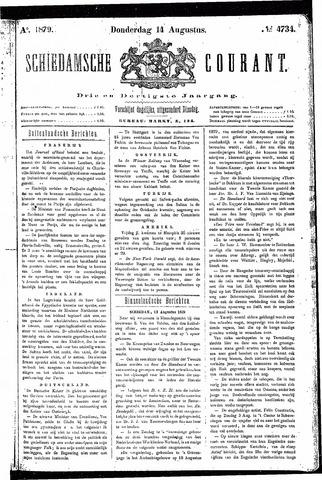 Schiedamsche Courant 1879-08-14