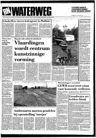 Rotterdamsch Nieuwsblad / Schiedamsche Courant / Rotterdams Dagblad / Waterweg / Algemeen Dagblad 1987-10-21