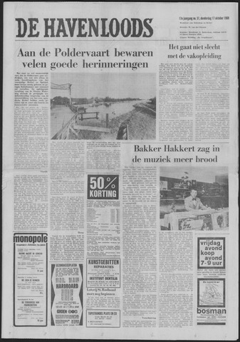 De Havenloods 1968-10-17
