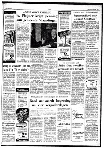 Trouw / De Rotterdammer 1969-12-19